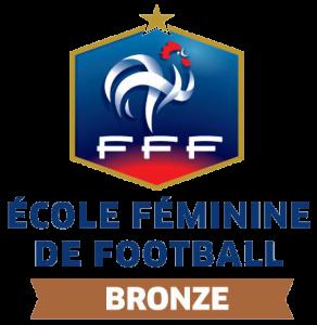 label ecole féminine de football